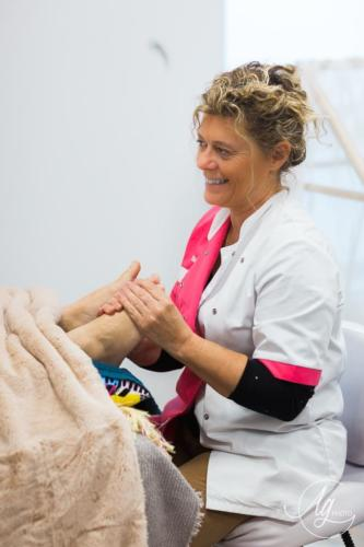 Valérie Penard - réflexologue (Chatte)