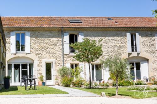 Le Manoir de la Roseraie (Drôme)